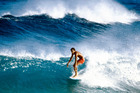 It's been 100 years since surfing, which for centuries was almost entirely the preserve of Hawaiians, was introduced to the rest of the world by a man known as 'The Duke'. Photo / Thinkstock