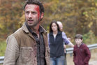Season two of The Walking Dead ends on TV2 on Wednesday night. Photo / Supplied