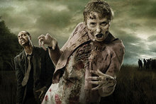 Zombies run rife on The Walking Dead. Photo / Supplied 