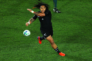 Nonu is likely to regain his form. Photo / Getty Images