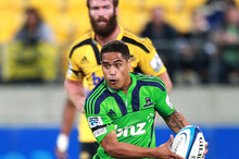 STANDOUT: Aaron Smith of the Highlanders has been among the players who have impressed this season as possible All Blacks material. Photo / Getty Images 