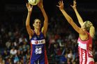 Mystics defender Anna Harrison expects the Firebirds to fight strongly this week after their round four loss to the Vixens. Photo / Getty Images