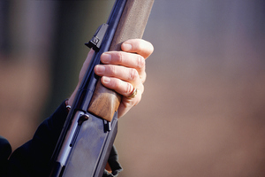 Police are still hunting for a gunman after a home invasion try. Photo / Thinkstock