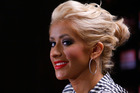 US pop star Christina Aguilera. Photo / Getty Images