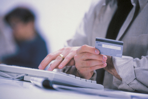Retailers say taxes take a hit with internet trade expected to rise by 14 per cent a year. Photo / Thinkstock