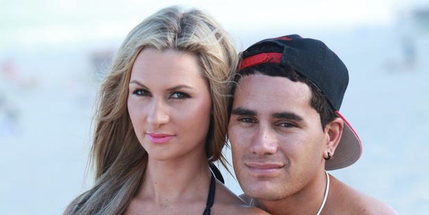 Rose and Zane as they appear in The GC - TV3 says the cultural aspect of its top-rating programme will develop in the weeks ahead. Photo / Supplied