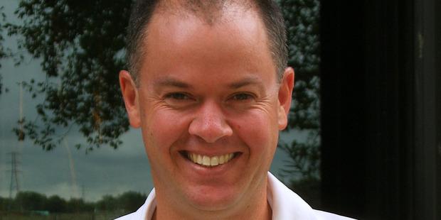 Chief executive Derek Fairweather. Photo / Richard Robinson
