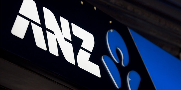 Profits at ANZ Bank are up 7 per cent in the past half year. Photo / Dean Purcell