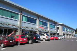 The two buildings at 570 Mt Wellington Highway show Mercury Holdings' attention to design and construction.