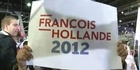 Watch: French Election: Francois Hollande