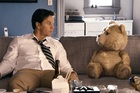 A scene from Mark Wahlberg's upcoming comedy Ted. Photo / Supplied