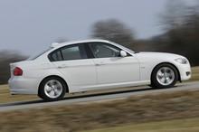 BMW 320d EfficientDynamics. Photo / Supplied