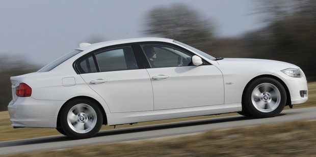BMW 320d EfficientDynamics. Photo / Supplied
