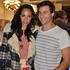 'Shortland St' star Shavaughn Ruakere and her partner Clarke Gayford. Photo / Supplied