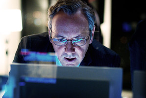The role of factory floor manager Sam Rogers fits Kevin Spacey like a glove in new global financial crisis thriller Margin Call. Photo / Supplied