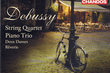 Debussy album cover. Photo / Supplied