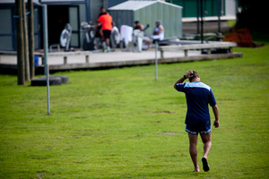 Blues rugby coach pat Lam.  Photo /  Dean Purcell