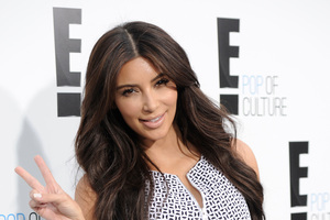 Kim Kardashian hopes to take her career in a new direction. Photo / AP