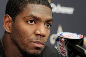 New Orleans Saints linebacker Jonathan Vilma. File Photo / AP