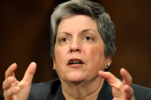 Homeland Security Secretary Janet Napolitano. Photo / AP