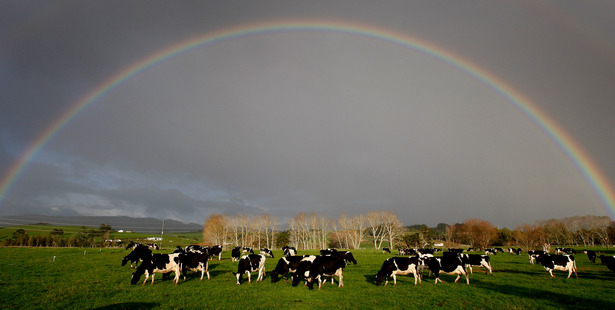 An end to favourable weather and lower global commodity prices are two factors that threaten the farming industry. Photo / Sarah Ivey