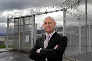 Corrections chief executive Ray Smith. Photo / Mark Mitchell