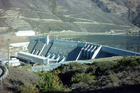Clyde Dam on the Clutha River. Photo / Supplied