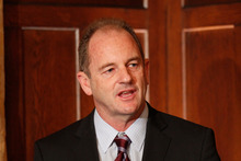 David Shearer. Photo / Mark Mitchell