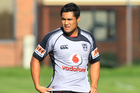 Jerome Ropati hopes his injuries are behind him. Photo / Greg Bowker