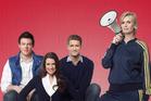 Hit TV show Glee.