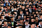 Graduating students will be pressed to pay back their loans sooner under new guidelines. File photo / NZ Herald