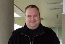 Kim Dotcom. File photo / Brett Phibbs 