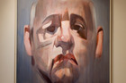 No.5 Head of a Man by Richard McWhannell at Orexart Gallery. Photo / Natalie Slade