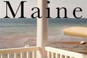 Book cover of Maine by Courtney Sullivan. Photo / Supplied