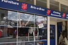 The Salvation Army's welfare services are running at full capacity and are close to breaking point. Photo / NZ Herald