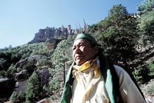 Tarahumara in Copper Canyon.