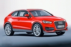 The Audi Q2. Photo / Supplied