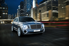 Bentley EXP 9 F SUV. Photo / Supplied