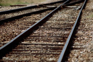 The driver of the train has been stood down since the death at 1.20am this morning. Photo / Thinkstock