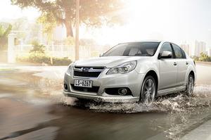 Subaru Legacy 3.6. Photo / Supplied