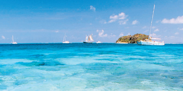 Barbados, the most easterly island in the West Indies, is the closest Caribbean island to Britain. Perhaps that's why it's called Little England. Photo / Peter Scott