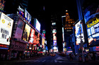 New York's Times Square. Photo / Thinkstock