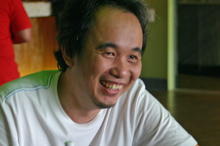 Carlo Pagulayan says he is always trying to outdo himself as a comic book artist. Photo / nzherald.co.nz