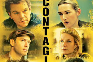 Matt Damon, Kate Winslet, Jude Law and Gwyneth Paltrow star in Contagion. Photo / Supplied