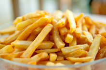 Hot chips have one of the largest sources of acry