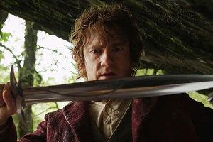 Bilbo Baggin in The Hobbit.