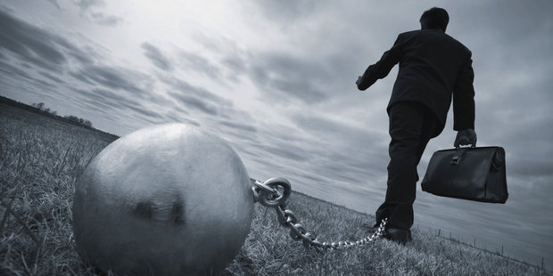 It appears we have entered an era of return-free risk. Photo / Thinkstock