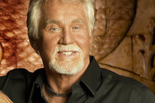 Kenny Rogers is embarking on a joint tour with Glen Campbell, despite suffering 'a bad knee, bad back and shoulders'. Photo / Supplied