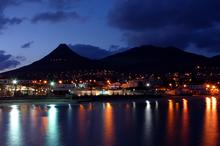 The tiny Portuguese island of Porto Santo looks prettiest at night. Photo / Thinkstock