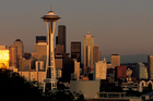 The Seattle skyline at dusk. Photo / Thinkstock